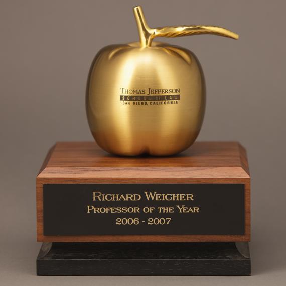Premier Custom Golden Apple