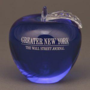 Blue Crystal Apples
