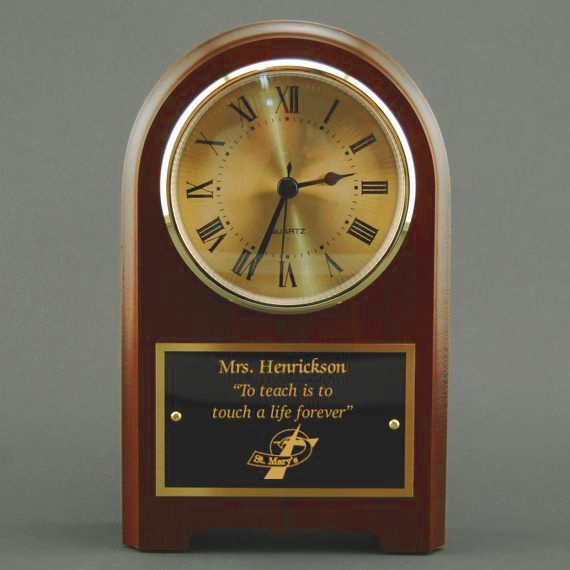 Personalized Retirement Clock - Years of Service Appreciation Clock