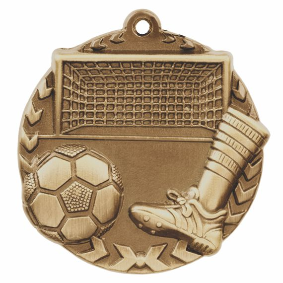 Soccer Medal to Show Teamwork Appreciation or Soccer Coaching Gift